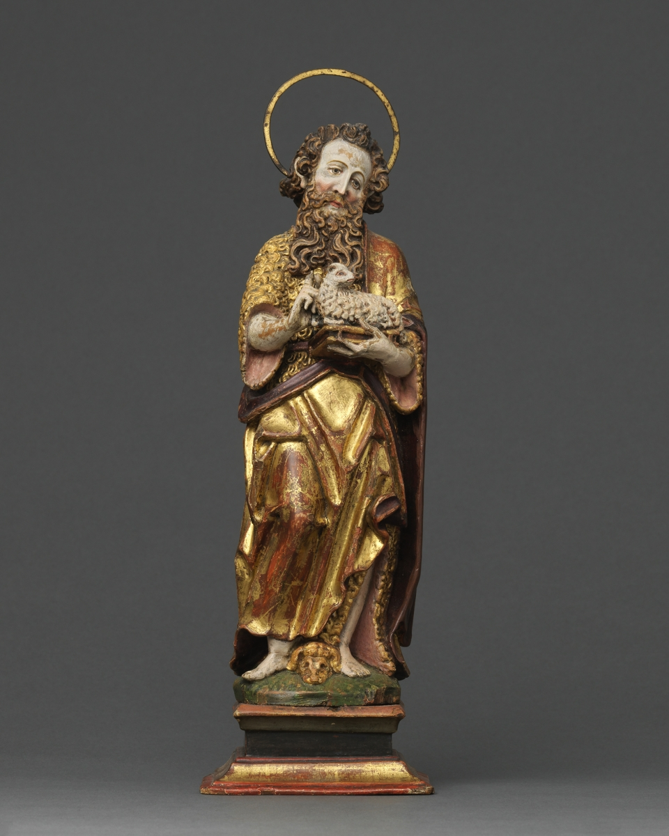 Saint John the Baptist, Germany, Franconia, c. 1500