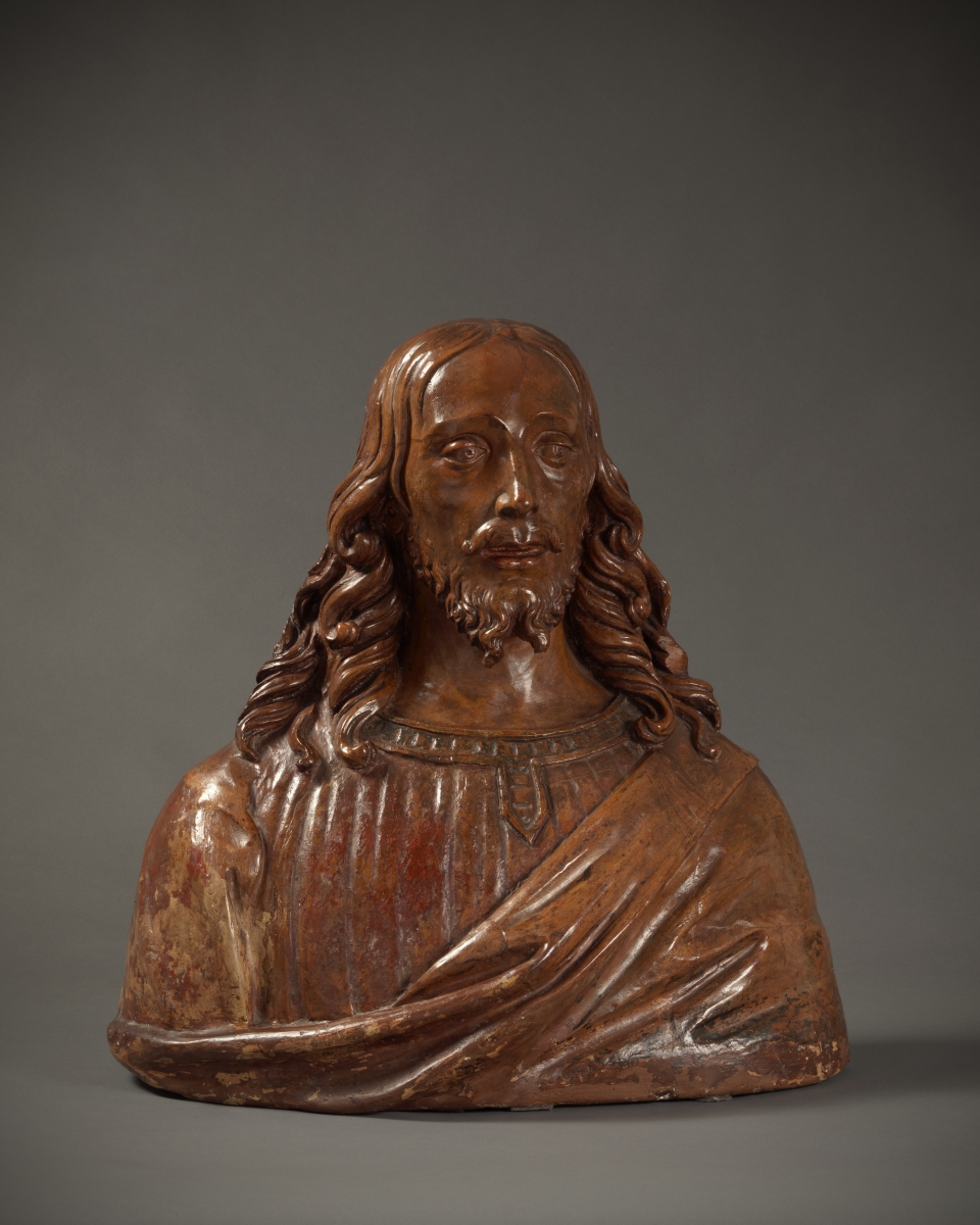 Bust of Christ, Agnolo di Polo(Florence 1470 – 1528 Arezzo), Italy, Florence, c. 1500 –