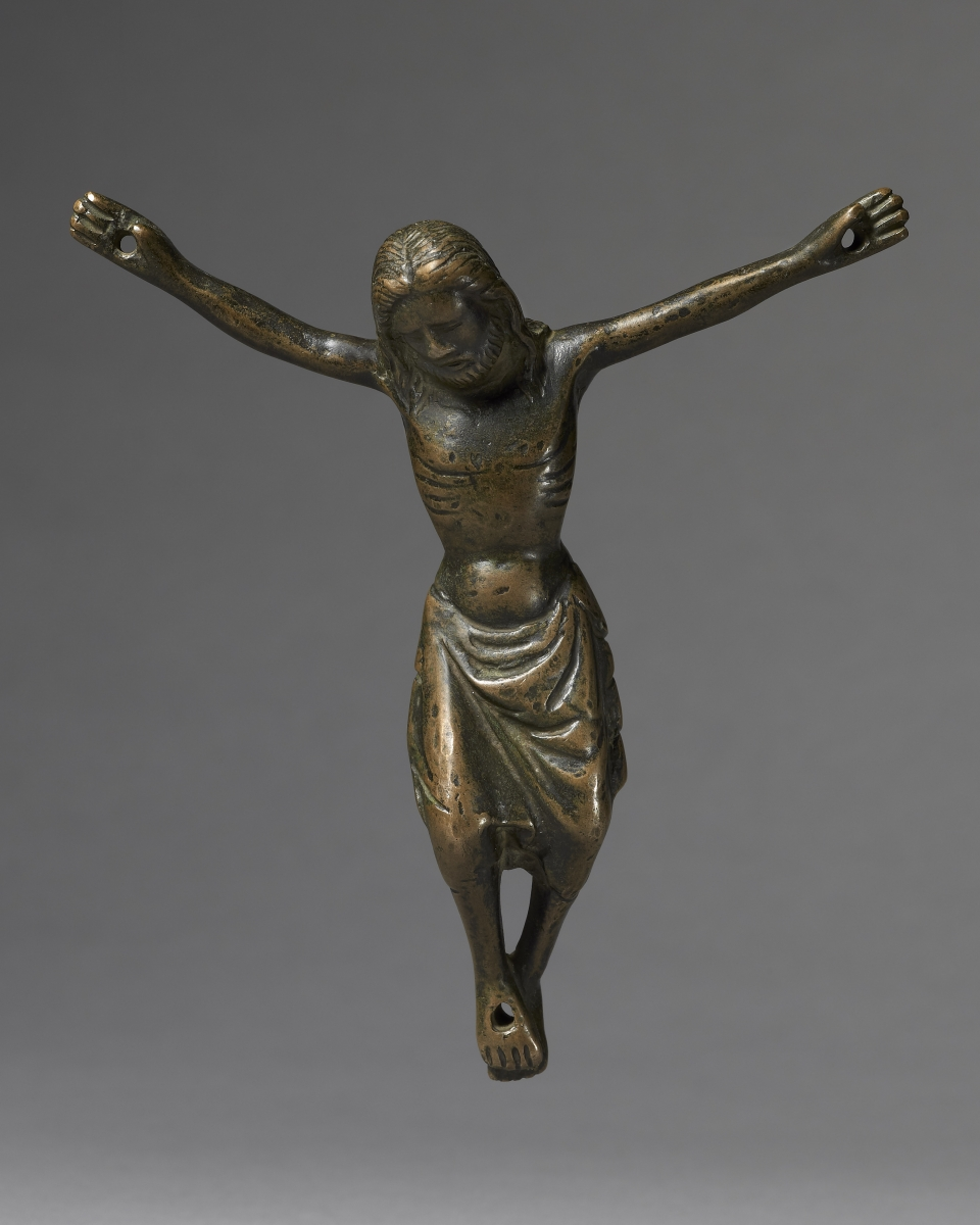 Cristo Morto, Eastern France, 14th century